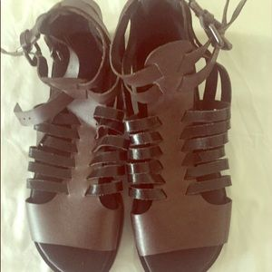 Sandals - new without tags - sample sale